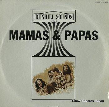 MAMAS & THE PAPAS, THE dunhill sounds vol.2