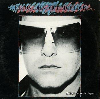 JOHN, ELTON victim of love