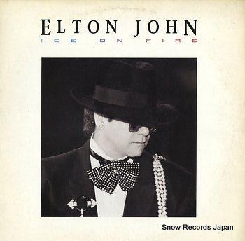JOHN, ELTON ice on fire