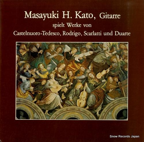 HIRAYAMA-KATO, MASAYUKI spielt werke von castelnuoro-tedesco
