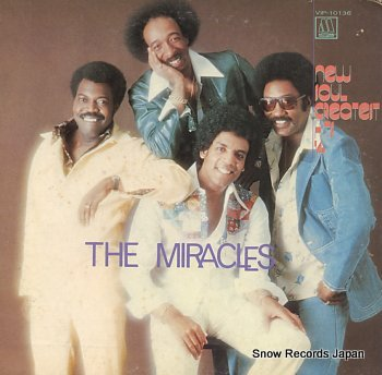 MIRACLES, THE greatest hits14