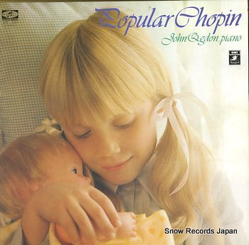OGDON, JOHN popular chopin