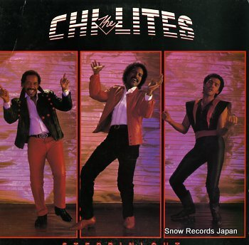 CHI-LITES, THE steppin' out