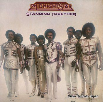 MIDNIGHT STAR standing together