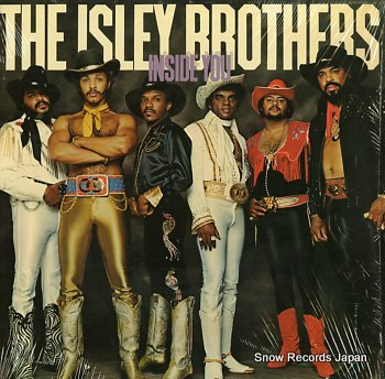 ISLEY BROTHERS, THE inside you