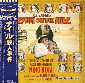 ROTA, NINO death on the nile