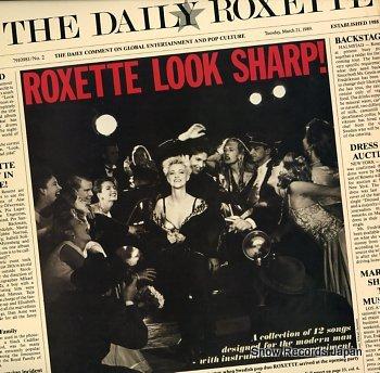 ROXETTE look sharp