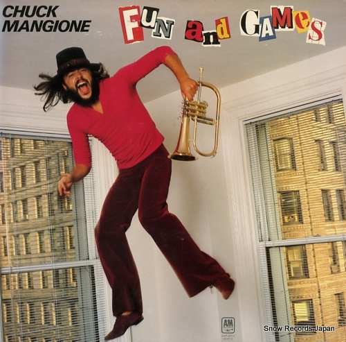 MANGIONE, CHUCK fun and games