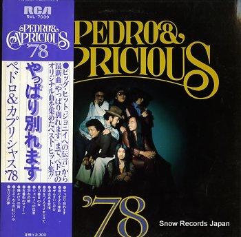 PEDRO & CAPRICIOUS '78 yappari wakaremasu