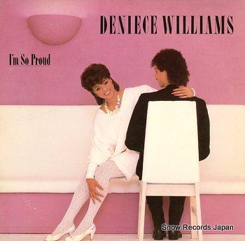 WILLIAMS, DENIECE i'm so proud