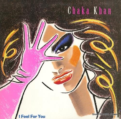 KHAN, CHAKA i feel for you