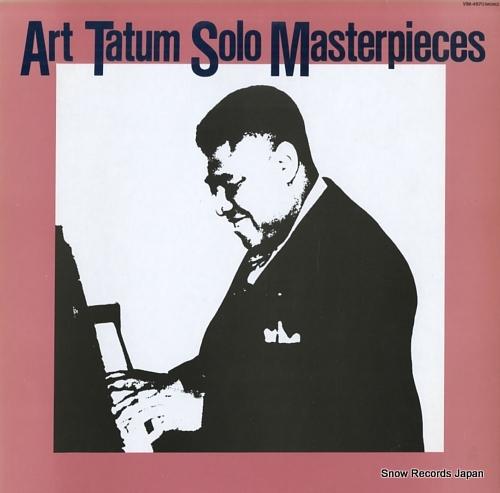 TATUM, ART solo masterpieces