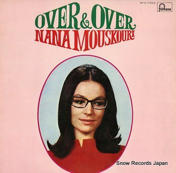 MOUSKOURI, NANA over and over