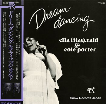 FITZGERALD, ELLA dream dancing