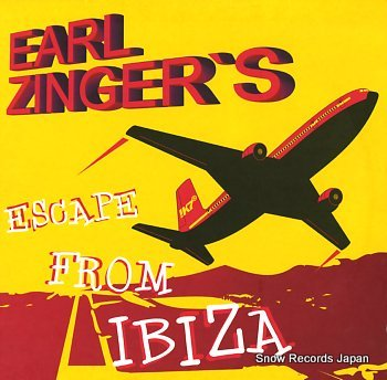 EARL ZINGER escape from ibiza