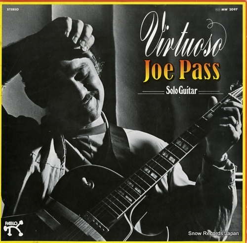 PASS, JOE virtuoso