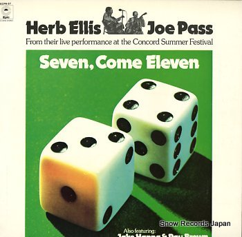 ELLIS, HERB & JOE PASS seven, come eleven