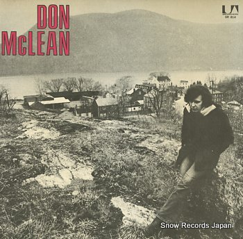 MCLEAN, DON s/t