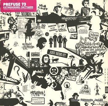 PREFUSE 73 extinguished: outtakes