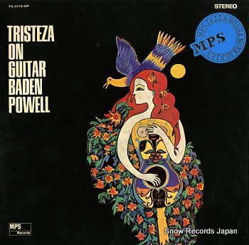 POWELL, BADEN tristeza on guitar