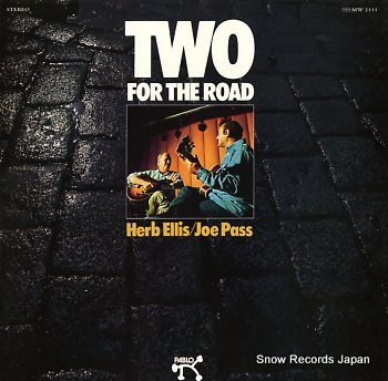 ELLIS, HERB & JOE PASS two for the road