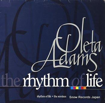 RHYTHM OF LIFE remixes, the