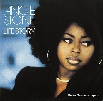 STONE, ANGIE life story