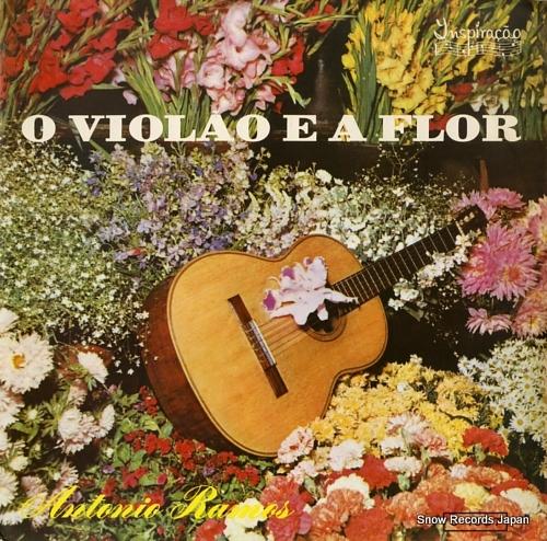 RAMOS, ANTONIO o violao e a flor