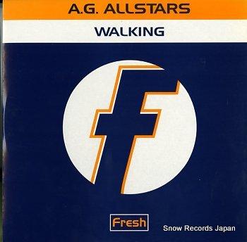 A.G. ALLSTARS walking