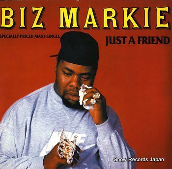 MARKIE, BIZ just a friend