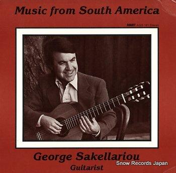 SAKELLARIOU, GEORGE music from south america