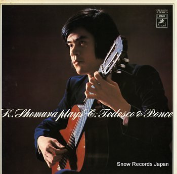 SHOMURA, KIYOSHI plays c-tedesco & ponce