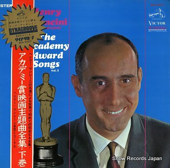 MANCINI, HENRY academy award songs vol.2, the