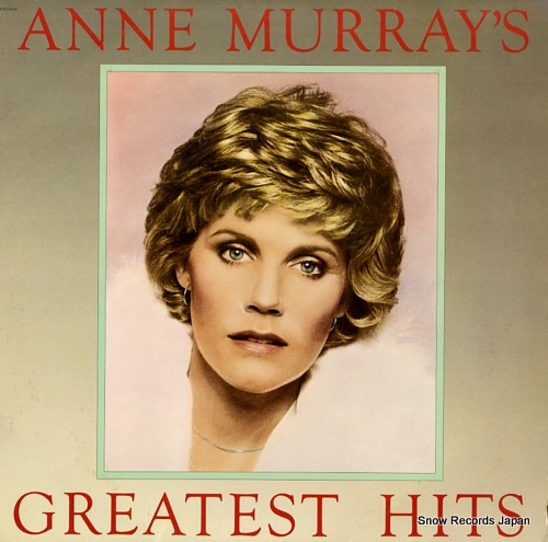 MURRAY, ANNE greatest hits
