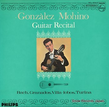 MOHINO, GONZALEZ guitar recital