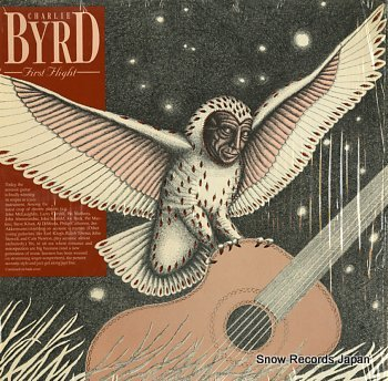 BYRD, CHARLIE first flight