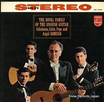 CELEDPNI, CELIN, PEPE AND ANGEL ROMERO royal family of the spanish guitar