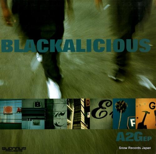 BLACKALICIOUS a2g