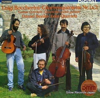 BENKO, DANIEL boccherini; gitarrenquintette nr.1 & 2