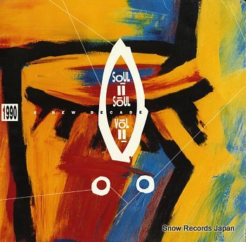 SOUL II SOUL vol. ii (1990 - a new decade)