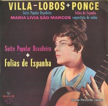 MARCOS, MARIA LIVIA SAO concertista de violao