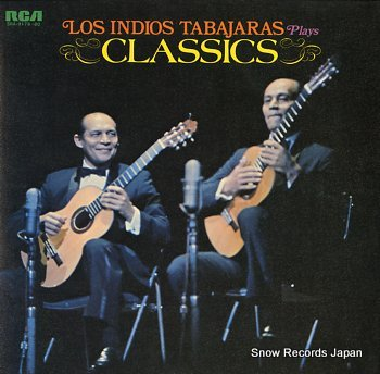 LOS INDIOS TABAJARAS plays classics