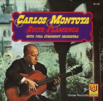 MONTOYA, CARLOS suite flamenca