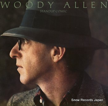 ALLEN, WOODY stand-up comic