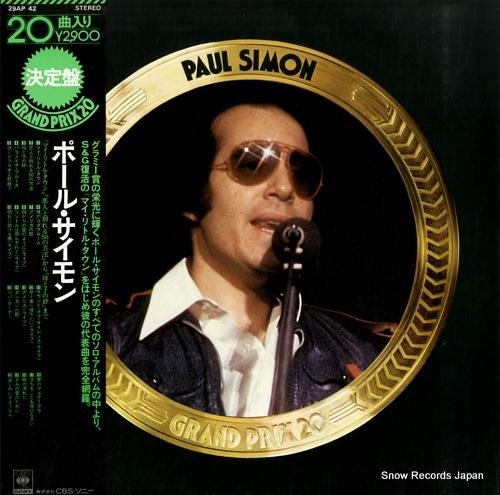 SIMON, PAUL grand prix 20