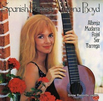 BOYD, LIONA spanish fantasy