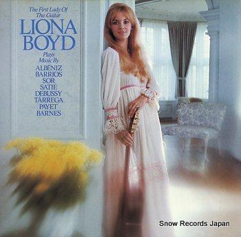 BOYD, LIONA guitar