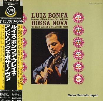 BONFA, LUIZ plays & sings bossa nova
