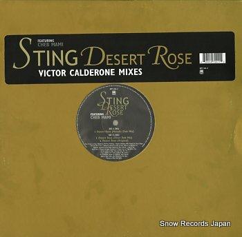 STING desert rose