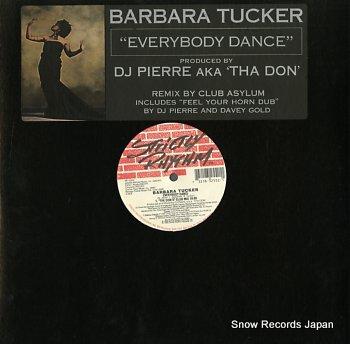 TUCKER, BARBARA everybody dance